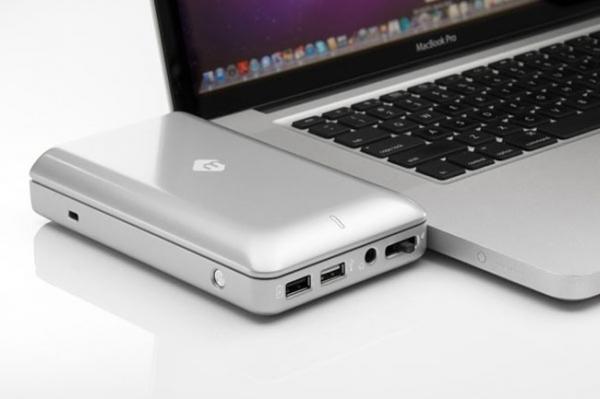 mLogic mDock – устройство для подключения периферии к Macbook