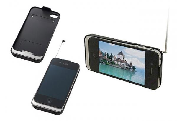 Корпус от Logitec превратит iPhone в телевизор