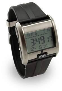 Часы – детектор Wi-Fi