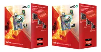 Новые процессоры AMD Fusion – A4-3300 и A4-3400