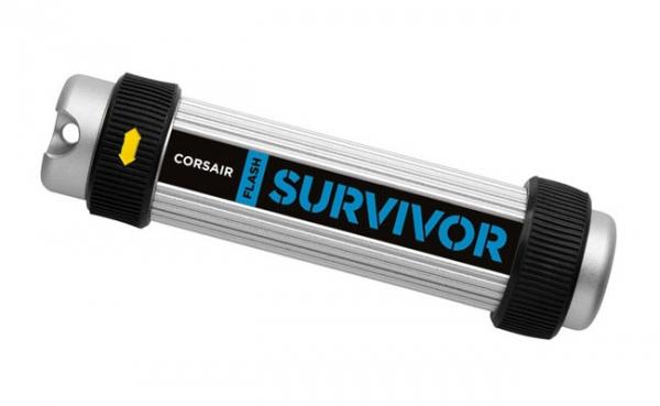 Corsair обновляет флешки Voyager GT и Survivor