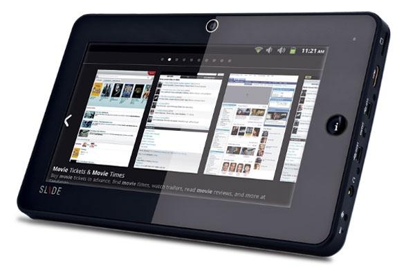 Недорогой планшет iBall Slide