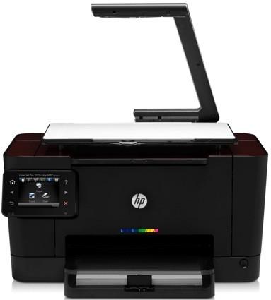 HP TopShot LaserJet Pro M275 – сканирует 3D-объекты, печатает только 2D