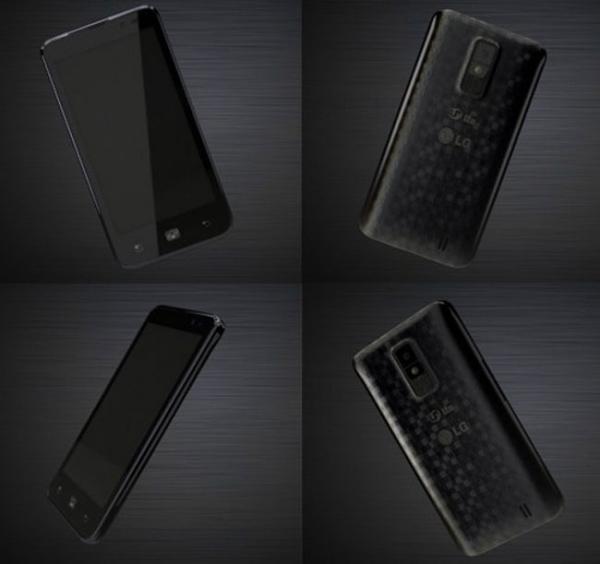 LG LU6200 – Android-смартфон с HD-дисплеем