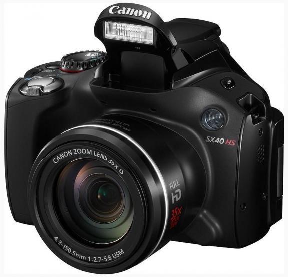 Canon анонсирует новые «компакты» с процессором DIGIC 5