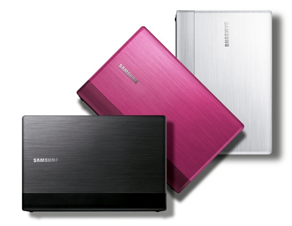 Лэптоп Samsung 350U – яркий стиль, достойное железо