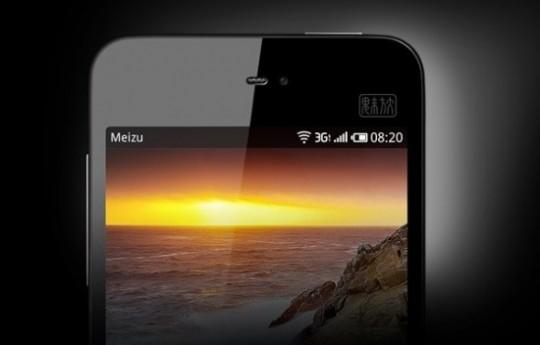 Meizu MX может стать первым четырехъядерным Android-смартфоном