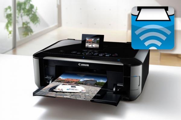 Новые принтеры Canon Pixma с поддержкой AirPrint