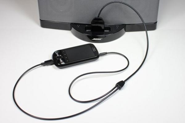dockBoss+ – адаптер для iOS-коннектора