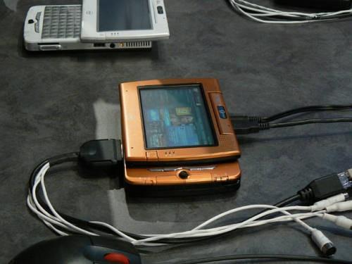 Второе поколение UMPC в первой половине 2007