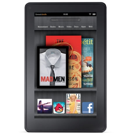 Kindle Fire – Android-планшетник от Amazon