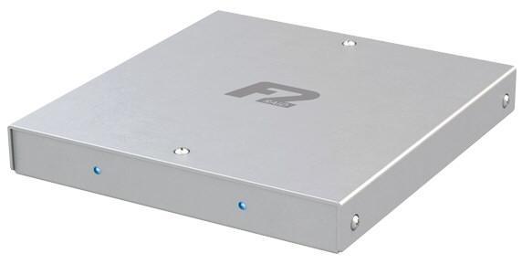 Sonnet представляет Fusion F2QR – накопитель с двумя дисками в RAID