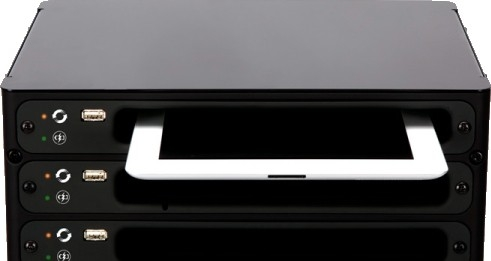 Griffin Multidock заряжает и синхронизирует до 30 iPad'ов разом