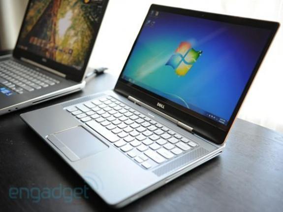 Лэптоп Dell XPS 14z дебютирует в Китае