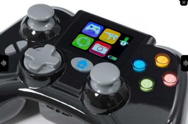 Контроллер Turbo Fire EVO для Xbox 360: беспроводной и с ЖК-дисплеем