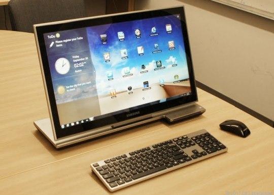 Samsung готовится к выпуску нового 23'' AIO из линейки Series 7