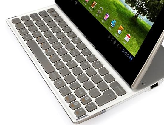 Обзор планшета-слайдера Asus Eee Pad Slider