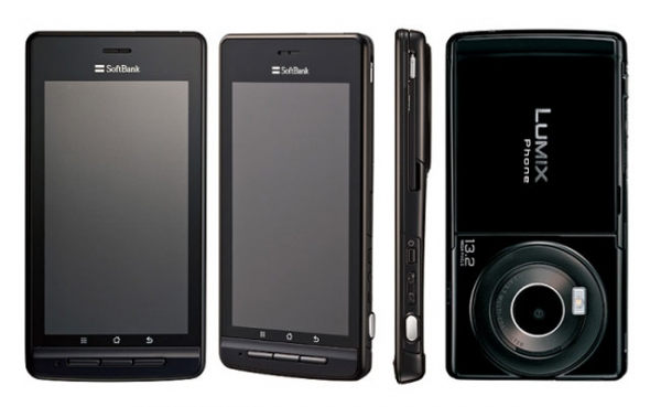 Анонсирован смартфон Panasonic Lumix Phone 101P