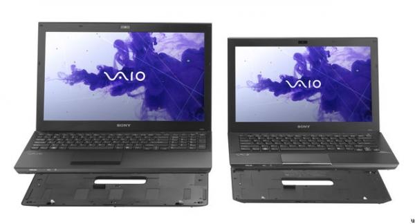 Новые ноутбуки Sony VAIO SE и SA
