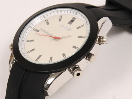 Шпионские часы Thanko Slim 720P
