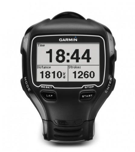 Garmin Forerunner 910XT – GPS-часы для спортсменов
