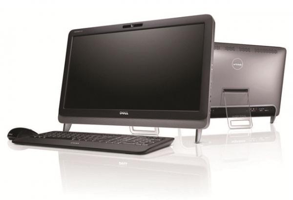 Сенсорный десктоп Dell Inspiron One 2320