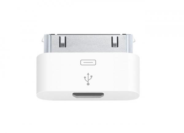 Apple выпускает microUSB-адаптер для iPhone