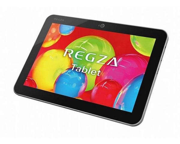 Toshiba выпускает новый 10'' планшет Regza AT700