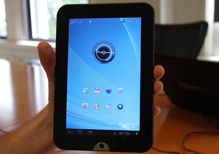 Toshiba выпускает планшет Thrive