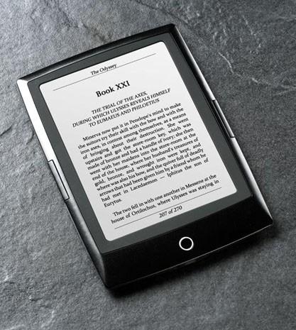 Bookeen готовит «читалку» Odyssey с дисплеем High Speed Ink System