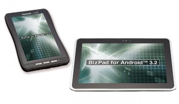BizPad – Android-планшеты от Panasonic
