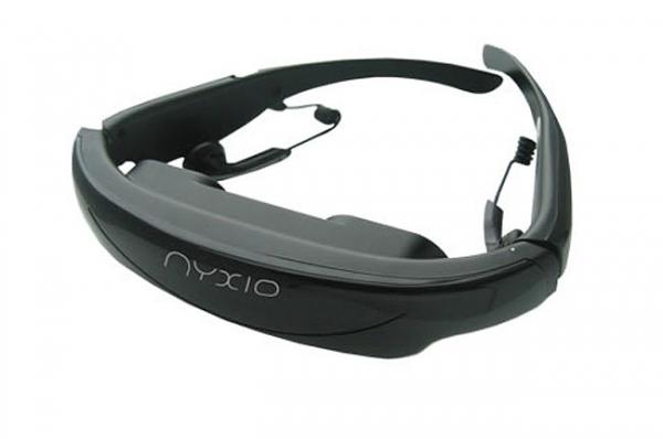 Очки-медиаплеер Nyxio Venture MMV