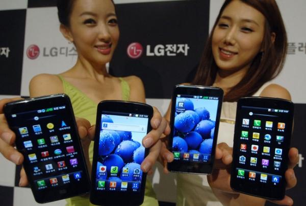 LG анонсирует новый смартфонный IPS-дисплей True HD