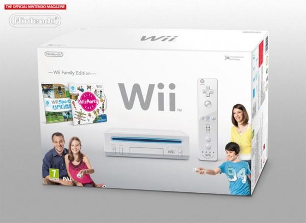 «Урезанный» Wii выйдет в Европе 4-го ноября