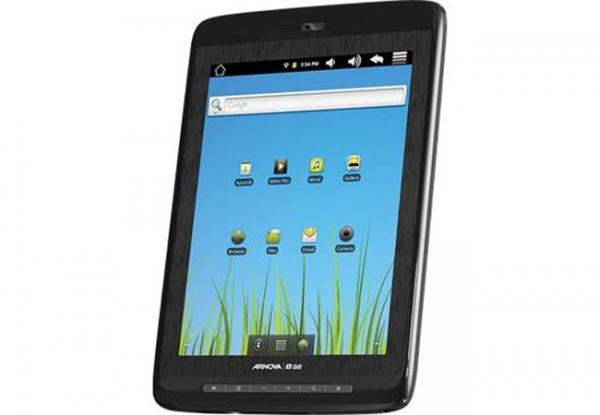 Бюджетный планшетник Archos Arnova 8 G2