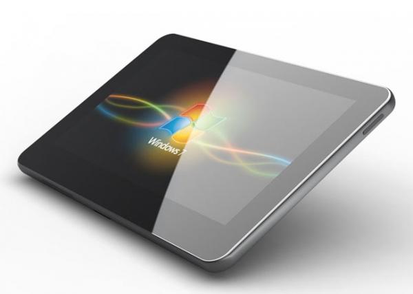 OCOSMOS OCS9 – тонкий планшет под управлением Windows 7