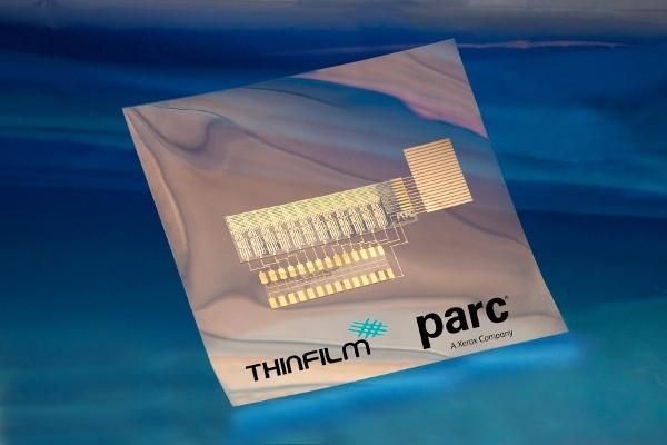 ThinFilm и PARC представили принтер для печати «органических» электронных схем
