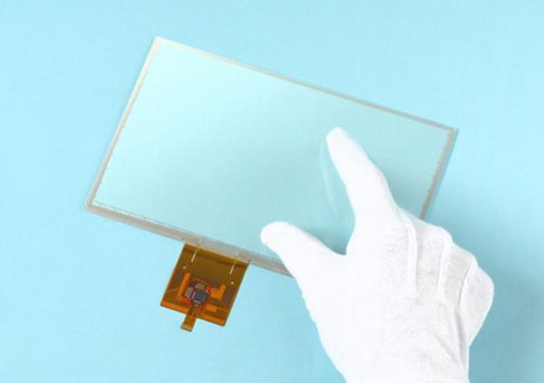 Новый емкостный сенсорный экран будет работать с руками в перчатках