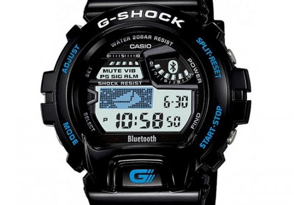 Casio G-Shock GB- 6900 – часы с поддержкой Bluetooth