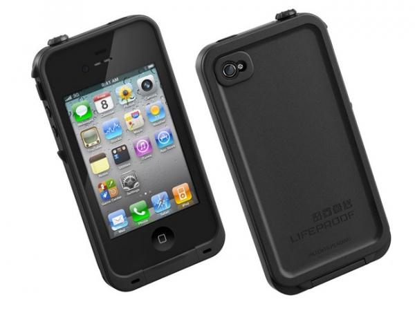 Lifeproof – прочный корпус для iPhone 4S