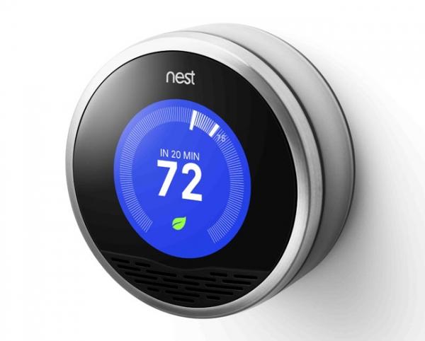 Nest – «умный» термостат от создателей iPod