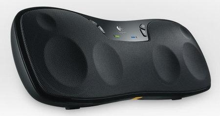 Беспроводная аудиосистема для iPad от Logitech