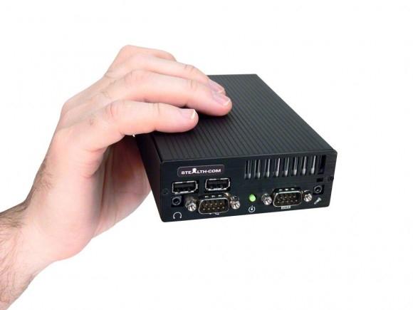 Новый микроПК Stealth LPC-125LPFM