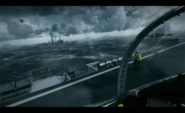 """Как выглядит Battlefield 3 на двух GTX 580 в SLI и настройках """"Ultra"""""""