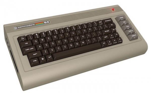 Новый Commodore 64 с четырехъядерными процессорами Core i7