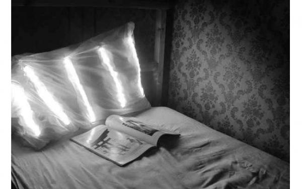 Подушка-светильник Luminube – читай книги с комфортом