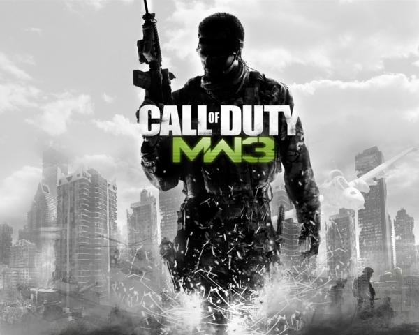 Все гаджеты для фанатов Call of Duty: Modern Warfare 3