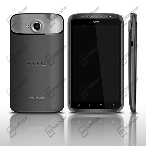 Четырехъядерный смартфон HTC Edge