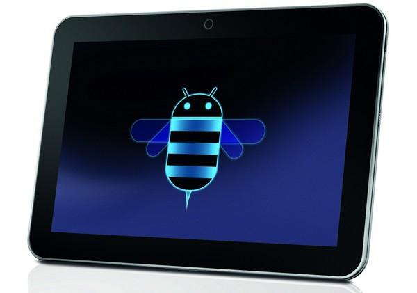 Android-планшет Toshiba AT200 выйдет в начале следующего года
