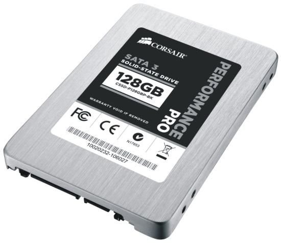 """Corsair готовит к выпуску серию SSD """"Performance Pro"""""""